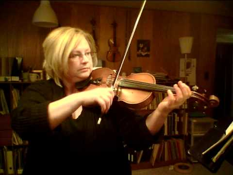 Two Grenadiers by Schumann, Suzuki Violin Book 2, Practice Clip