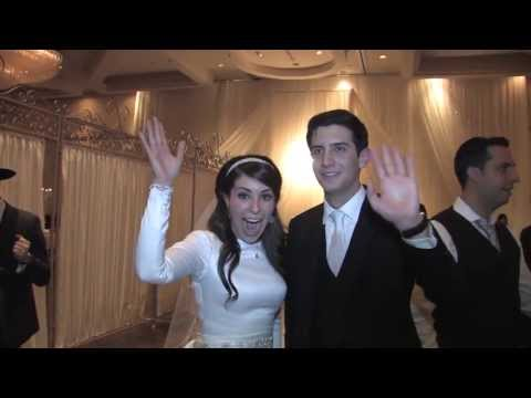 Shifra and Avi - Orthodox Jewish Wedding by AvonHill Video