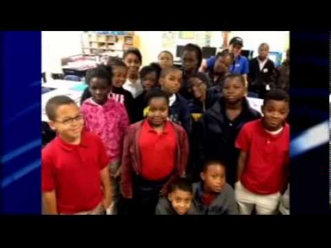 West Town Elementary School Career Day