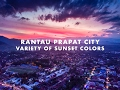 Rantau prapat city sunset in 4k hd dji mavic pro mp3