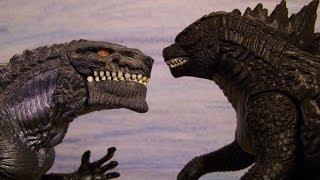 Godzilla 1998 vs Godzilla 2014 |  Godzilla vs Zilla