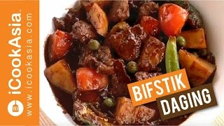 Video Resepi Bifstik Daging | Try Masak | iCookAsia download MP3, 3GP, MP4, WEBM, AVI, FLV Juli 2018