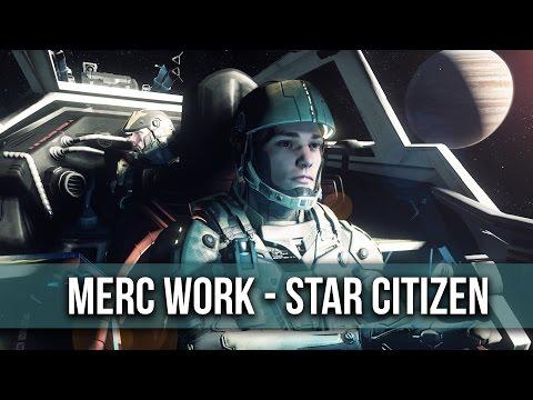 Star Citizen - 2.6 Co-Op Gameplay (Open Universe Fun)