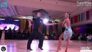 Part 2! Approach the Bar with DanceBeat! Manhattan 2018! Pro Latin ! Artur and Anastasia!