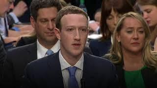 مؤسس فيسبوك بمواجهة الكونغرس الأمريكي