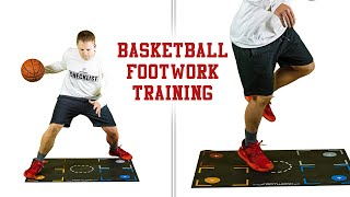 Secrets to Basketball Footwork | The Revolutionary Footwork Mat and Basketball Training System