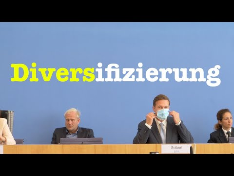 21. September 2020 - Bundespressekonferenz | RegPK