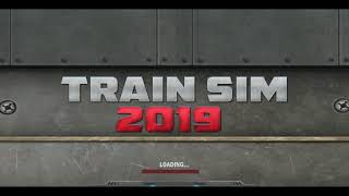 Train Sim 2019( By GT Action Games) Android Gameplay[HD]