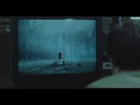 Cult Horror Movie Scene N°11 - The Ring (2002) - Out of TV Crawling