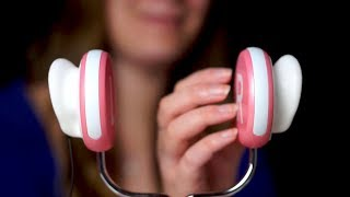 """Binaural ASMR. Tapping & Scratching Your """"Inner"""" Ears"""