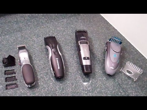 best beard trimmer comparison review youtube. Black Bedroom Furniture Sets. Home Design Ideas