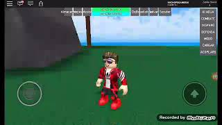 So are some people on public servers /roblox / dragon ball rage!!