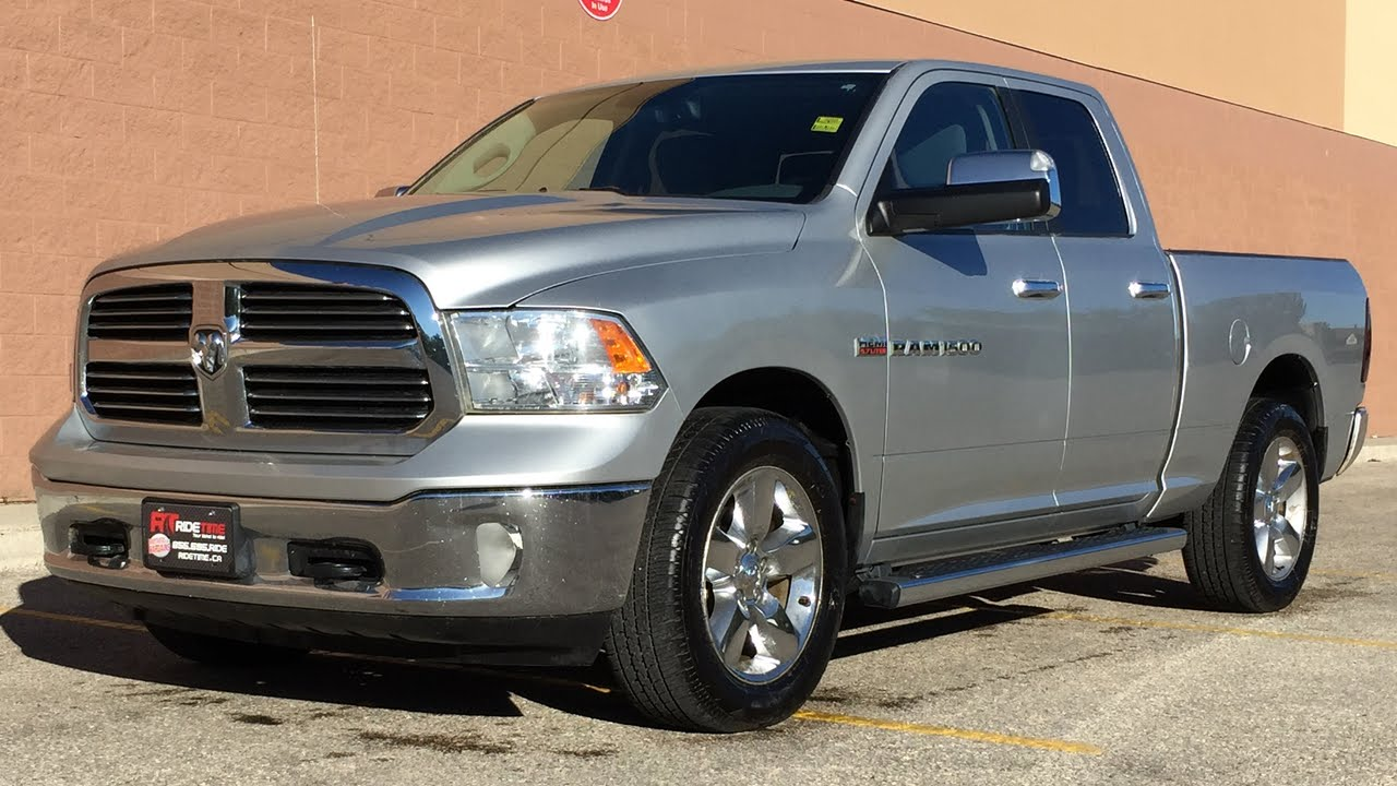 2013 ram 1500 big horn 4wd 5 7l hemi dual exhaust tow pkg center console touch. Black Bedroom Furniture Sets. Home Design Ideas