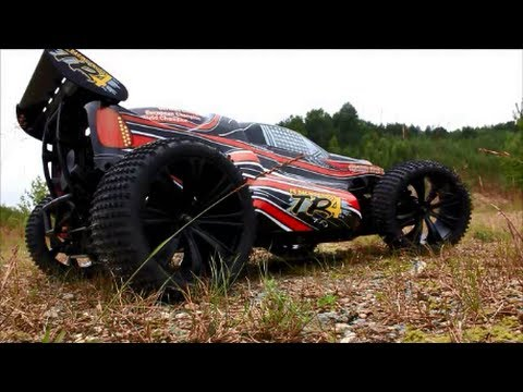 FG Truggy TR4- Running the NEW 2013 Model!