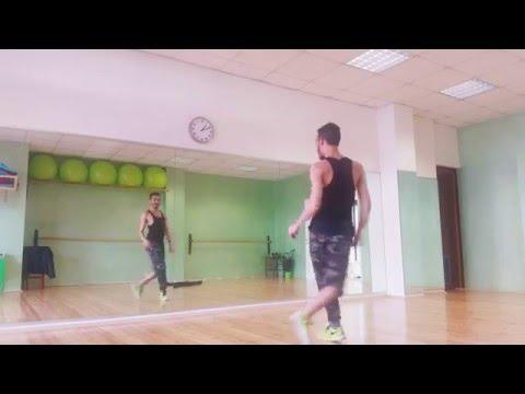 Patrick Di Bella Zumba - Turn It Up - Grits