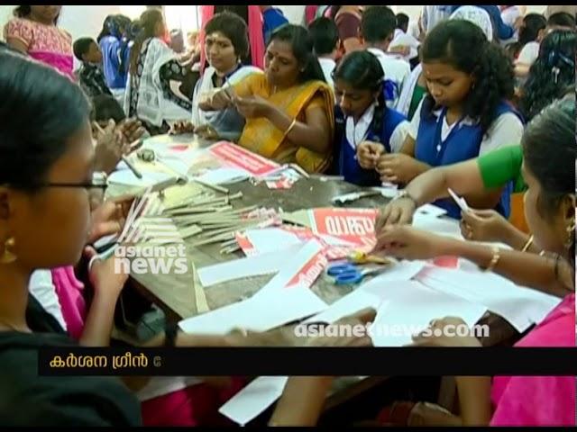 Green protocol for school Kalolsavam ; Paper pen ready for Judges | School Kalolsavam 2017