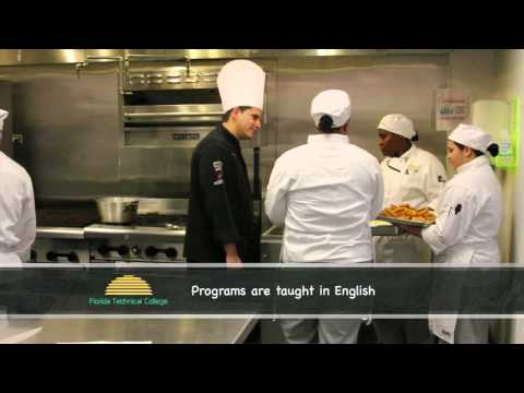Florida Technical College Culinary Arts' Infomercial