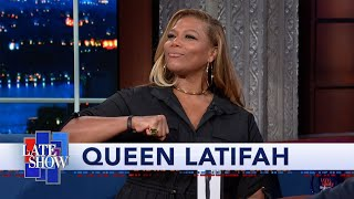Download Queen Latifah Gives Stephen A Preview Of Her Ursula Mp3 and Videos
