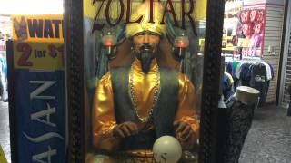 Repeat youtube video Zoltar Tells My Fortune