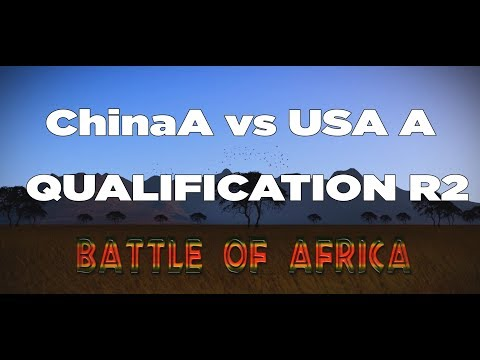 BOA Qualification R2 China vs USA A Best of 5