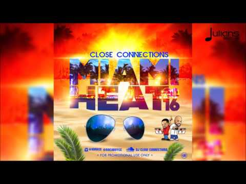 """Miami Heat 16 by Close Connections """"2016 Soca Mix"""""""