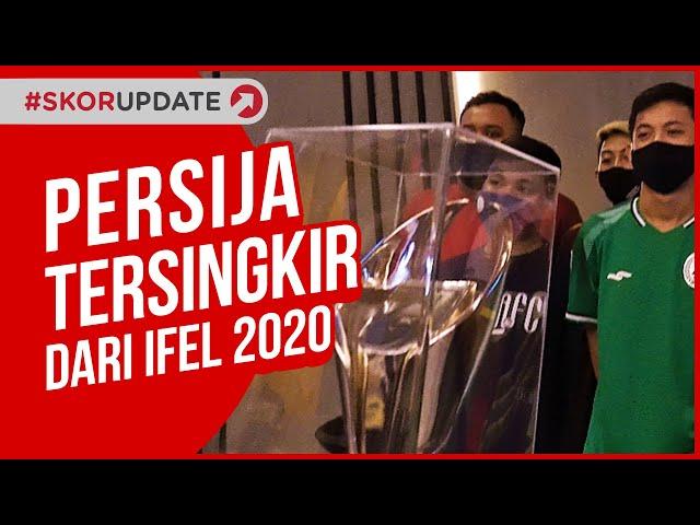 Grand Final IFeL 2020 Hari Pertama: PERSIJA TERSINGKIR!!!