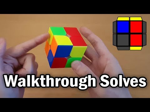 2x2 Example/Walkthrough Solves