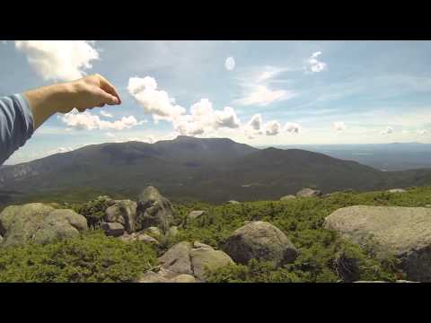 Baxter State Park: South Brother Mountain