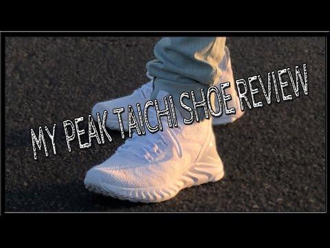 MY PEAK TAICHI SHOE REVIEW 💥👟
