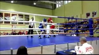 Andrejs Nikolajevs (red corner) vs Emīls Špīss (blue corner)
