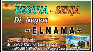 Pesona Senja || Di Timur Indonesia || Werinama ❤️ Cover Song By_ Mario G. Klau