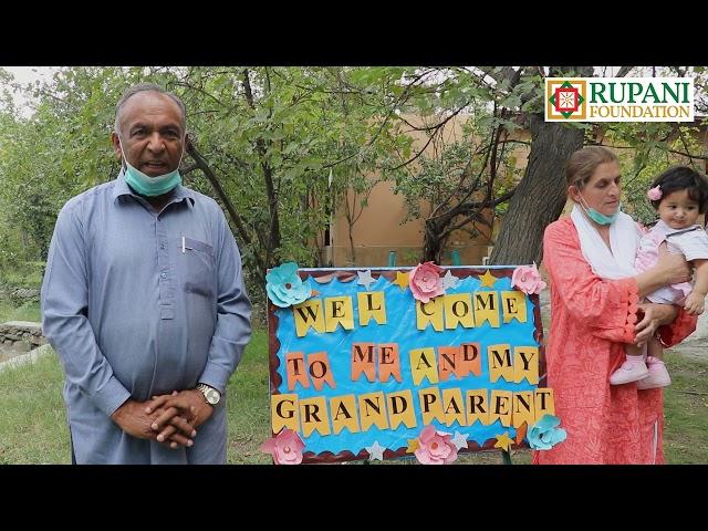 Raja Safdar Khan | Beneficiary of Rupani Foundation, Agah Walidain - Informed Parents (AWIP) |
