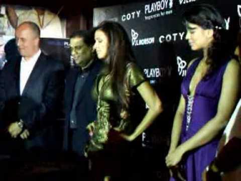 Playboy India Perfume Launch