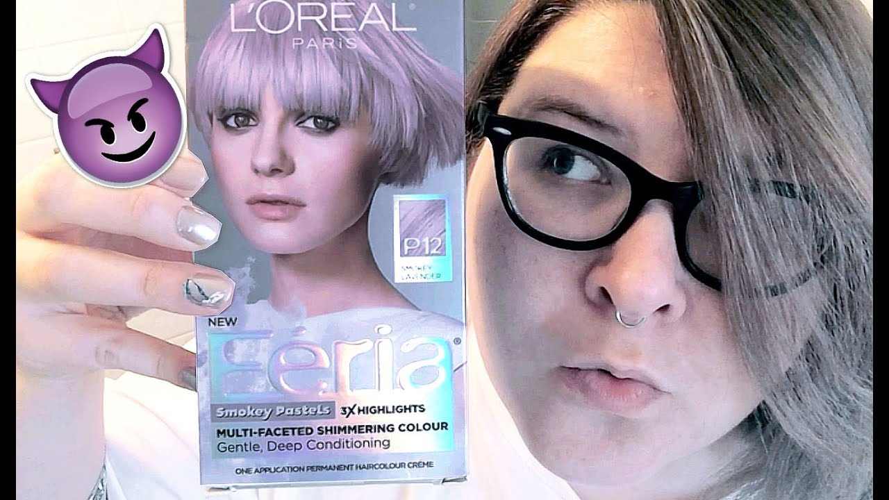 Feria Smokey Pastels Dusky Lavender Review Hang Out With Me While I