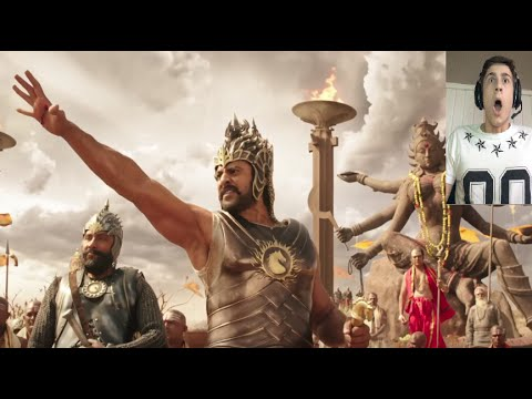 Baahubali Movie Trailer Reaction