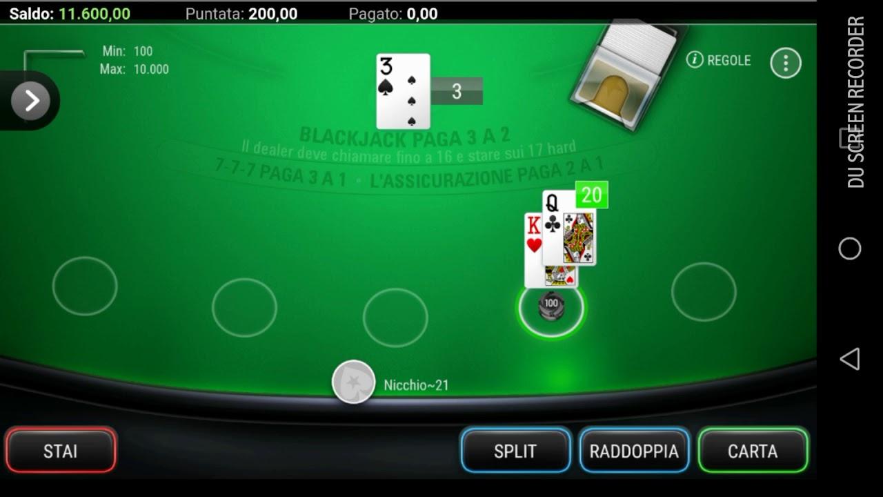 pokerstars soldi finti