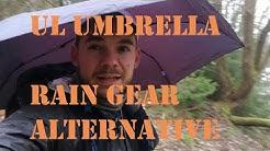 UL Trekking Schirm (U95g) - Regenlösung