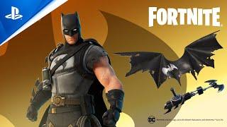 『フォートナイト』バットマン ゼロがフォートナイトの島に到着