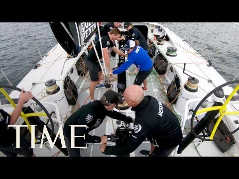 Sail Around The World For Volvo Ocean Race: Team Brunel Takes On The 'Everest Of Sailing'  | TIME