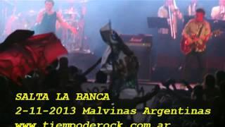 Salta La Banca en el Malvinas Argentinas