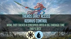 Theros Early Access! UW Control