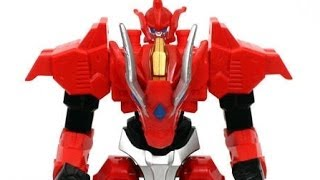 transformers ultra beast force : red kirin review