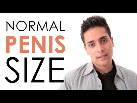 Is your penis size 'normal'?