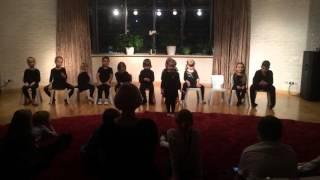 Чтецкий вечер в актерской школе Талантино