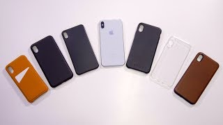 Top 4 Cases fürs iPhone X, Xs / Xs max