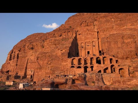 Petra, Jordan In 4K Ultra HD