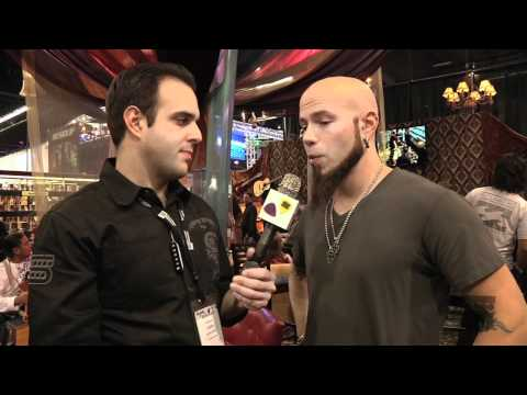 Interview with CJ Pierce of Drowning Pool