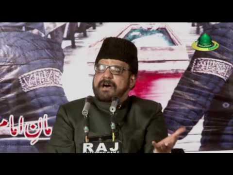 Maulana Abid Bilgirami | Aseer-e-Baghdad Ka Matam | 2nd Majlis 1437 | Chhota Imambada Lucknow India