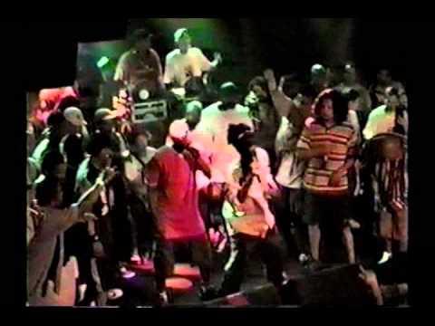 Freestyle Fellowship @ Whisky a Go Go, Hollywood 7/16/98