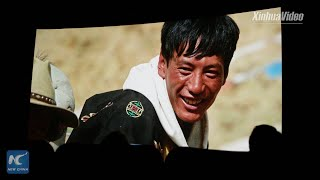 Documentary about life on Qinghai-Tibet Plateau screened in Lithuanian capital